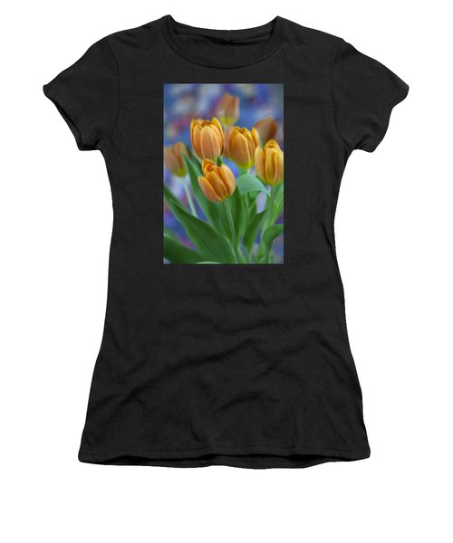 Tulips 2015 #1 Women's T-Shirt (Athletic Fit)