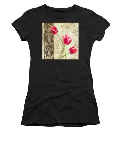Tulips Vintage  Women's T-Shirt