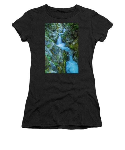 Tumbling Women's T-Shirt (Athletic Fit)