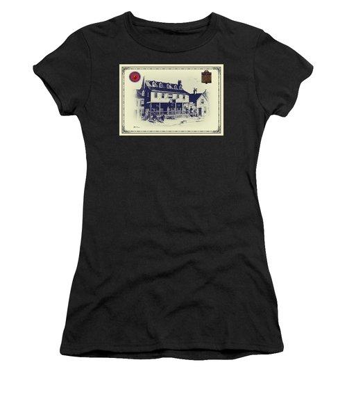 Tun Tavern - Birthplace Of The Marine Corps Women's T-Shirt