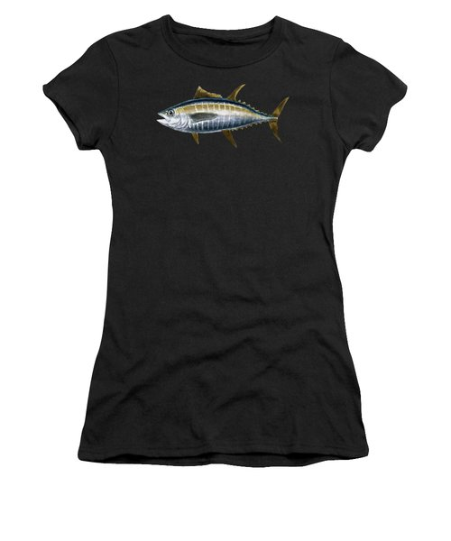 Tuna Women's T-Shirt (Athletic Fit)