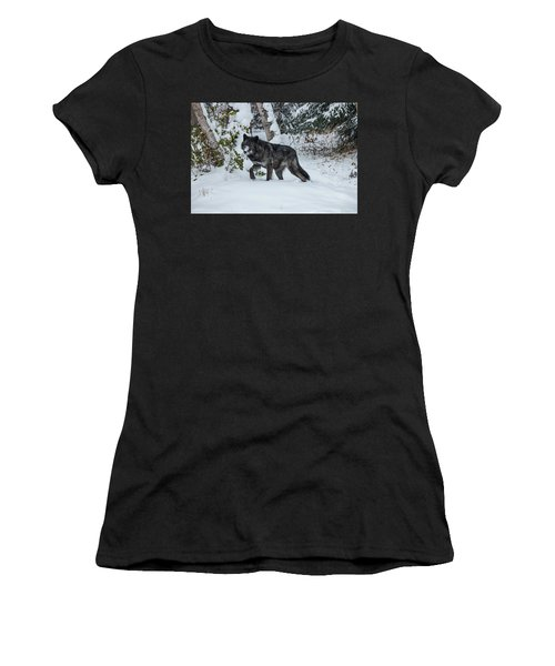 Tundra Wolf 6701 Women's T-Shirt
