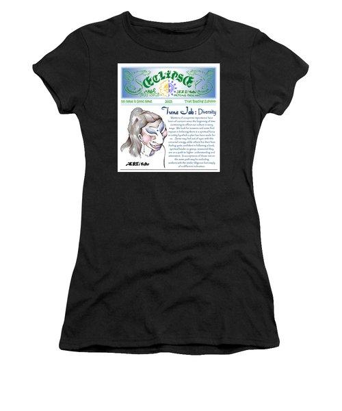 Real Fake News Spiritual Columnist 1 Women's T-Shirt