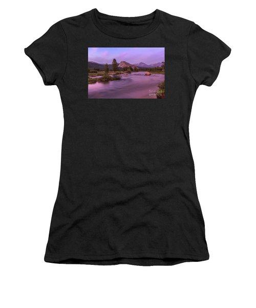 Tuolumne Meadow Women's T-Shirt (Athletic Fit)