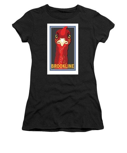 Turkey Stare Women's T-Shirt
