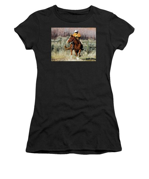 Turn Right Women's T-Shirt