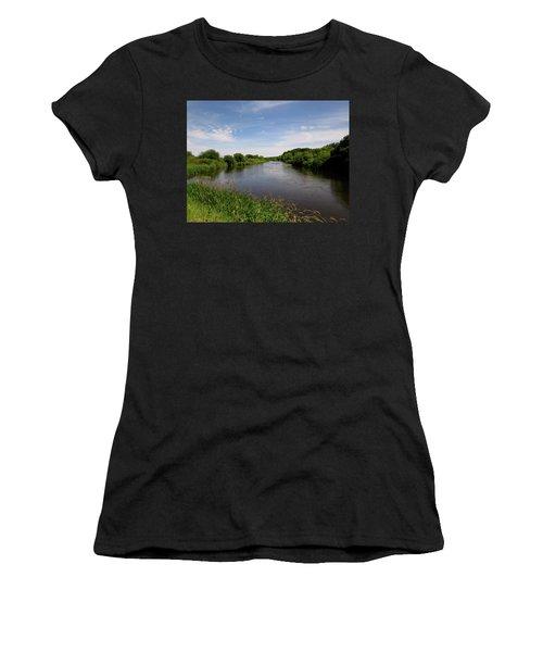 Turtle Creek Women's T-Shirt (Athletic Fit)