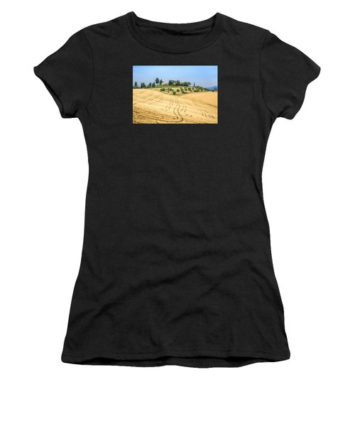 Tuscan Hills Women's T-Shirt (Athletic Fit)
