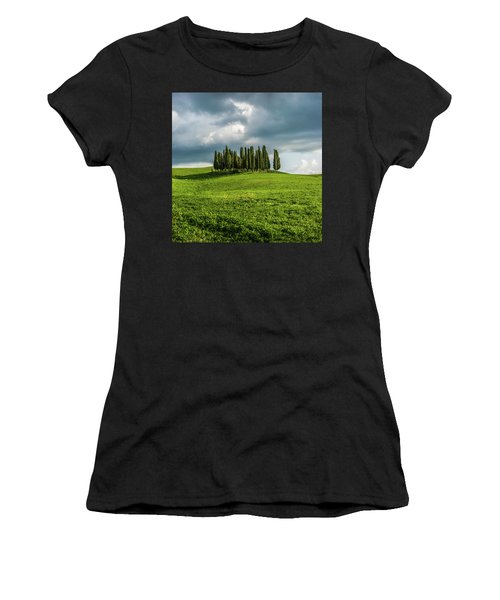 Tuscan Wonderland - Val D Orcia Women's T-Shirt