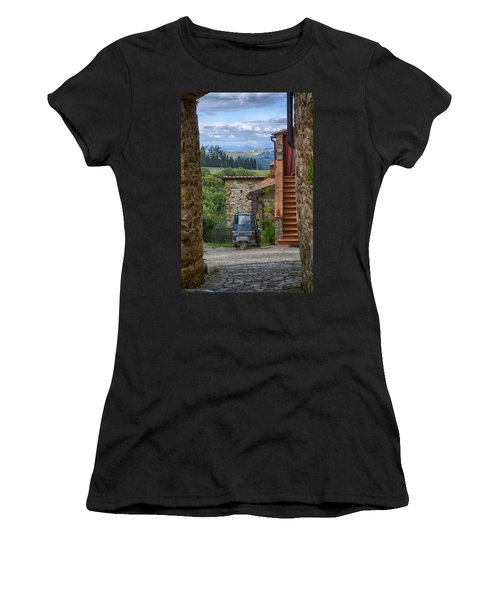 Tuscany Scooter Women's T-Shirt