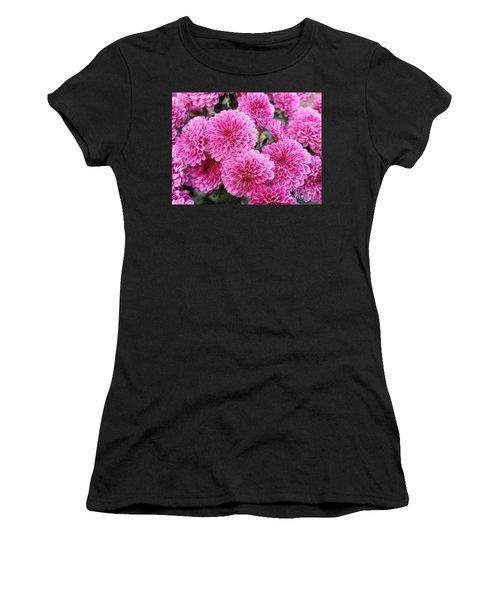 Tweetsie Trail Mums Women's T-Shirt (Athletic Fit)