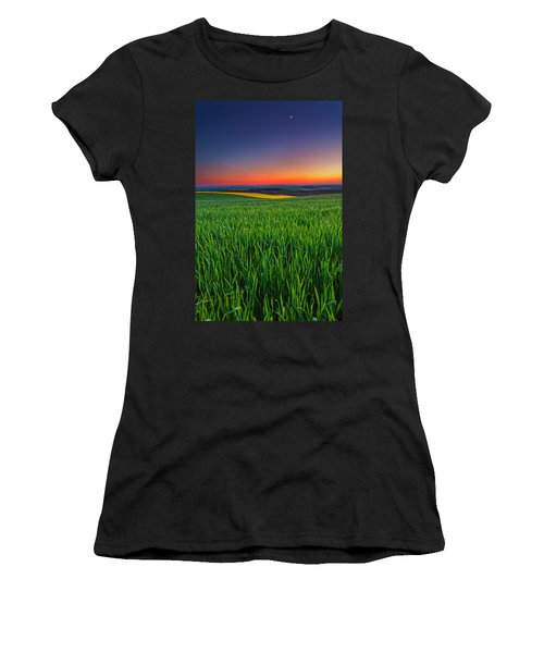 Twilight Fields Women's T-Shirt