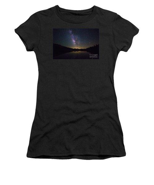 Twinkle Twinkle  Women's T-Shirt (Athletic Fit)