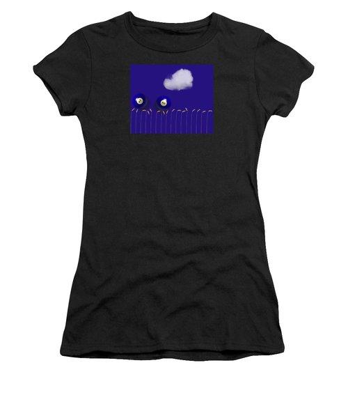 Blue Balls Women's T-Shirt