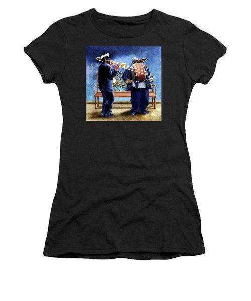 Two Da Jazz Way Women's T-Shirt