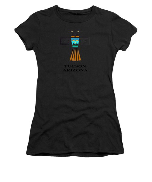Two-headed Bird Tucson, Az Women's T-Shirt (Athletic Fit)