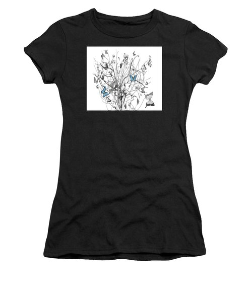 Two Of A Kind  Women's T-Shirt (Athletic Fit)