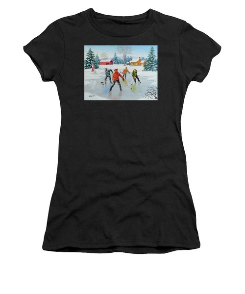 Two On One Women's T-Shirt