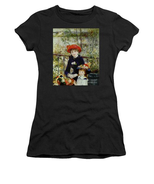 Two Sisters Women's T-Shirt