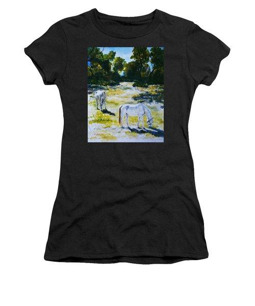 Sunlit Women's T-Shirt (Athletic Fit)