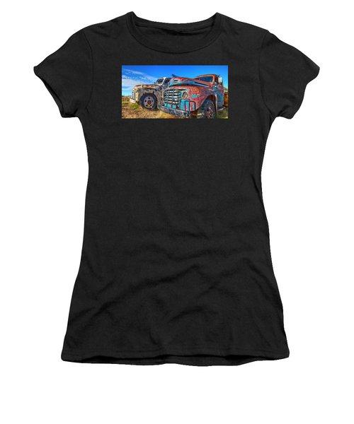 Two Trucks Women's T-Shirt