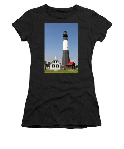 Tybee Lighthouse Georgia Women's T-Shirt