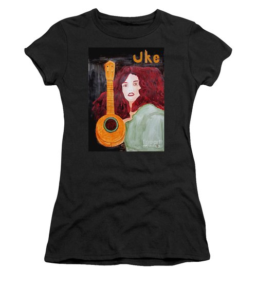 Uke Women's T-Shirt (Athletic Fit)