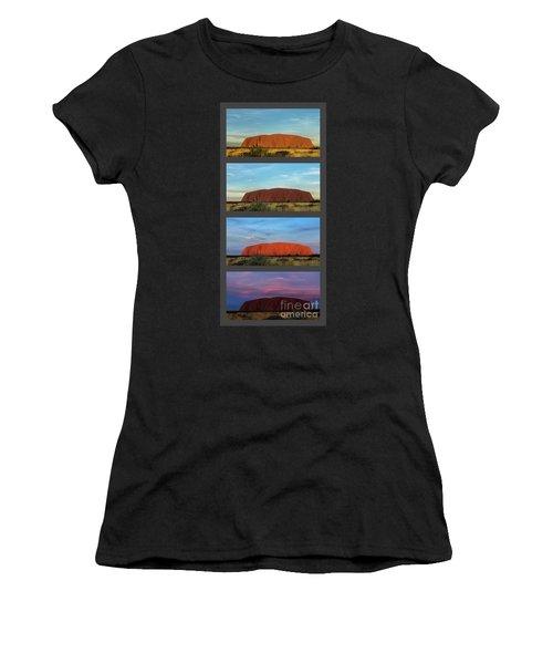 Uluru Sunset Women's T-Shirt