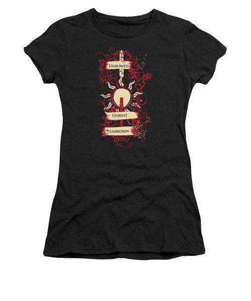 Unbowed Unbent Unbroken Women's T-Shirt
