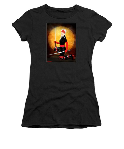 Under A Blood Moon Women's T-Shirt