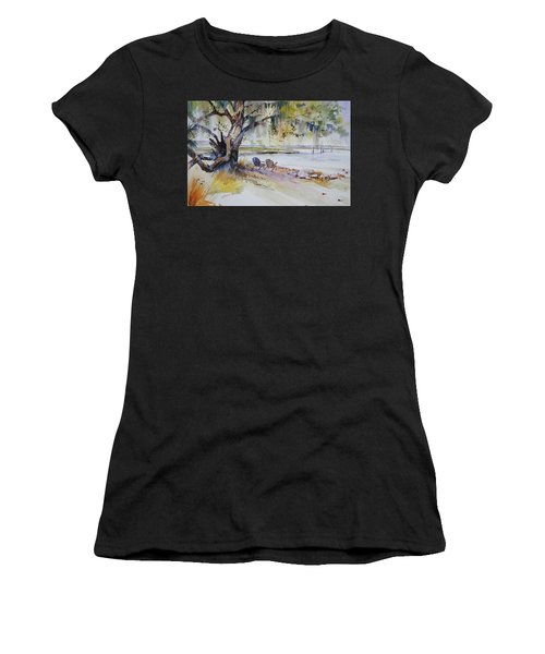 Under The Live Oak Women's T-Shirt