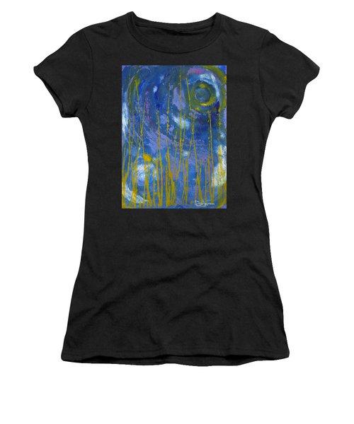 Under The Ocean Women's T-Shirt (Athletic Fit)