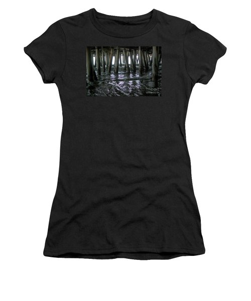 Under The Pier 4 Women's T-Shirt