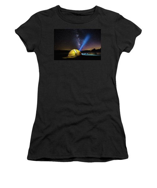 Under The Stars Women's T-Shirt