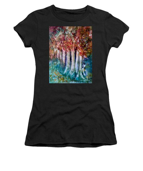 Under The Trees Women's T-Shirt