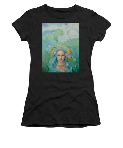 Under The Waves Women's T-Shirt