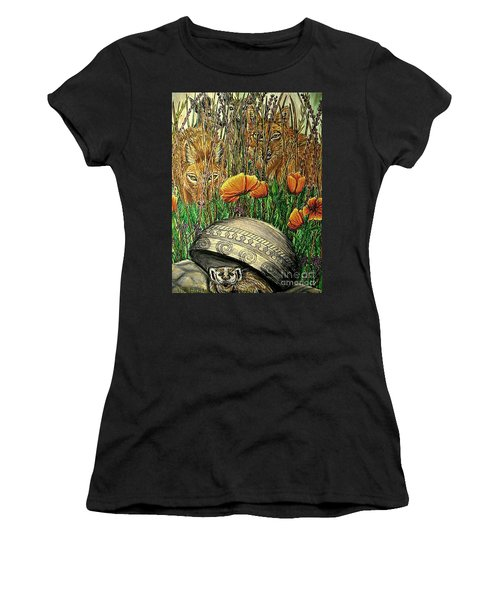 Undercover Women's T-Shirt (Athletic Fit)