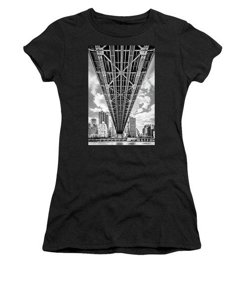 Underneath The Queensboro Bridge Women's T-Shirt