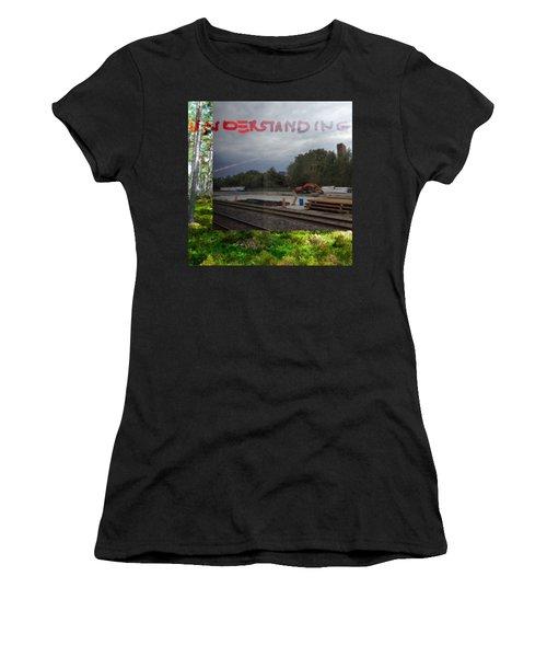 Understanding  Women's T-Shirt (Athletic Fit)