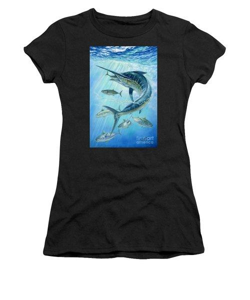 Underwater Hunting Women's T-Shirt
