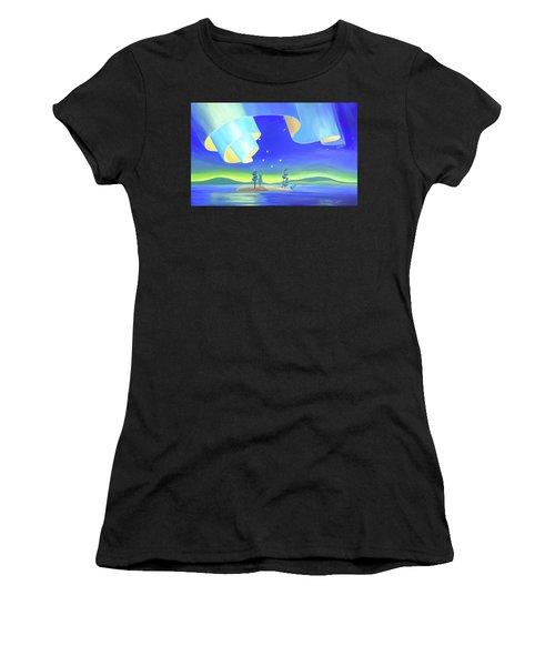 Unfurling Women's T-Shirt