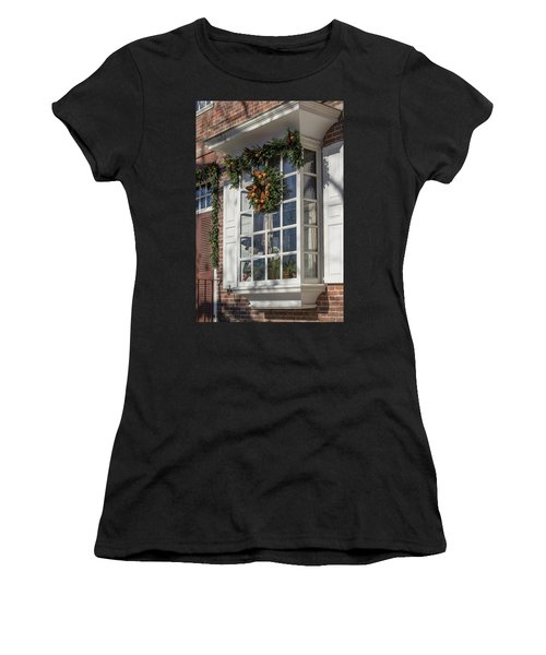 Unicorn Horn Shop Window Women's T-Shirt