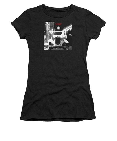 Union Made Women's T-Shirt (Junior Cut) by Barbie Corbett-Newmin