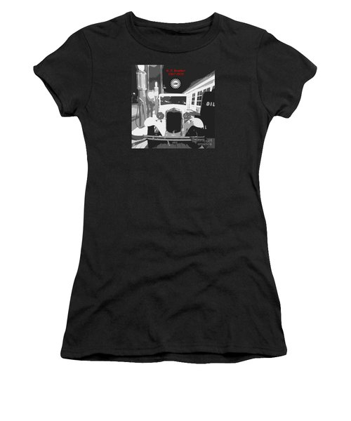 Union Made Women's T-Shirt (Athletic Fit)