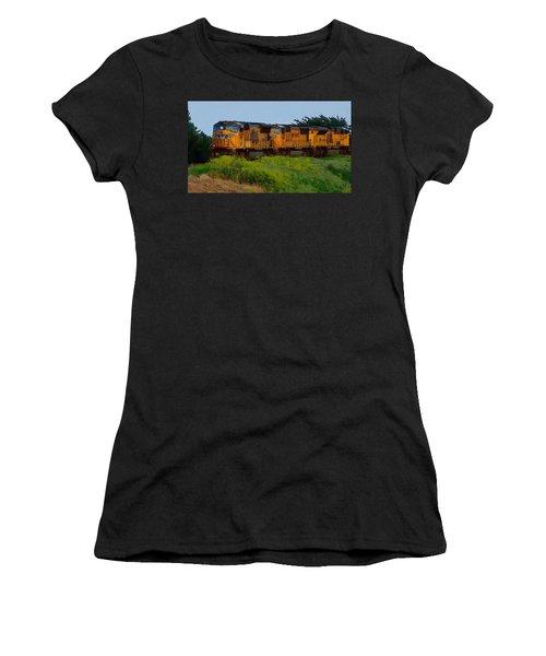 Union Pacific Line Women's T-Shirt