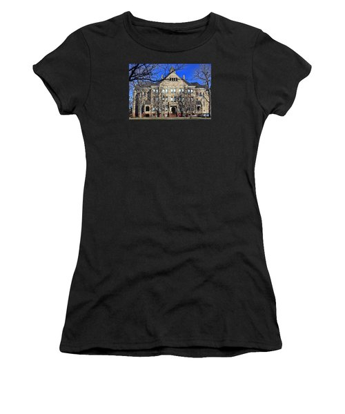 University Hall Women's T-Shirt (Athletic Fit)