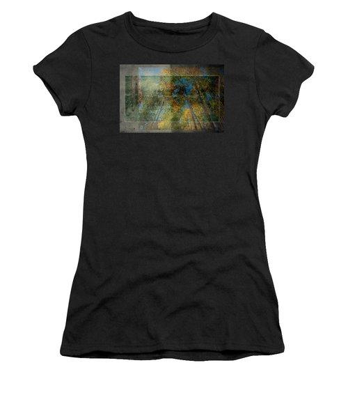 Unmanned Women's T-Shirt (Junior Cut) by Mark Ross