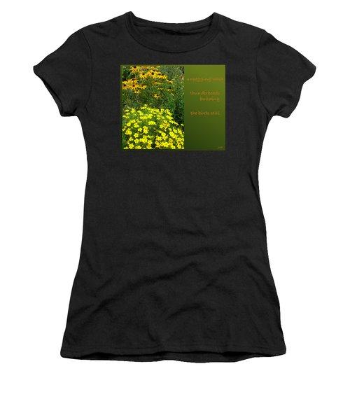 Unpegging Wash Haiga Women's T-Shirt