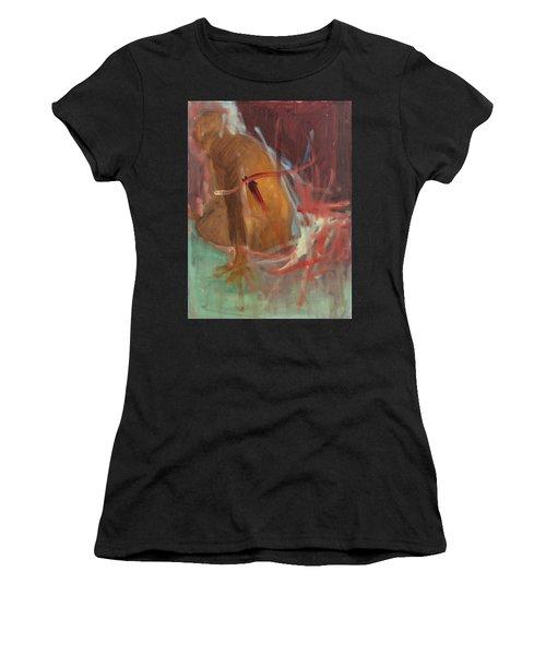 Unquiet Women's T-Shirt (Athletic Fit)