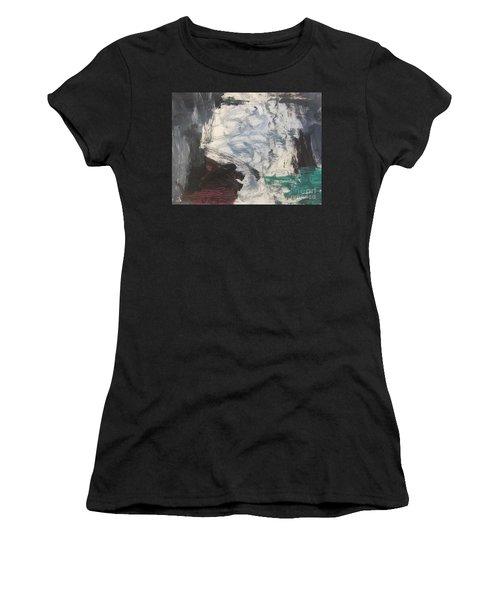Untitled 127 Original Painting Women's T-Shirt